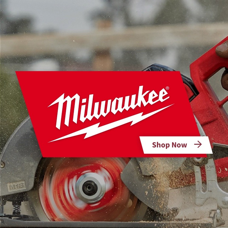 Shop Milwaukee power tools from Woodford Lumber & Home