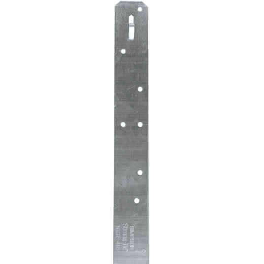 Simpson Strong-Tie 18 in. Steel 16 Gauge Strap Tie