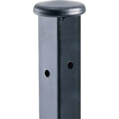 Gilpin Windsor Plus 1-1/4 In. x 1-1/4 In. x 36 In. Wrought Iron Railing Newel Post