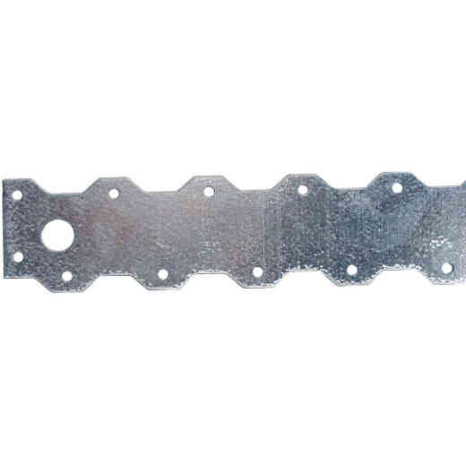 Simpson Strong-Tie 2-1/6 in. W. x 23-5/16 in. L Steel 16 Gauge Strap Tie