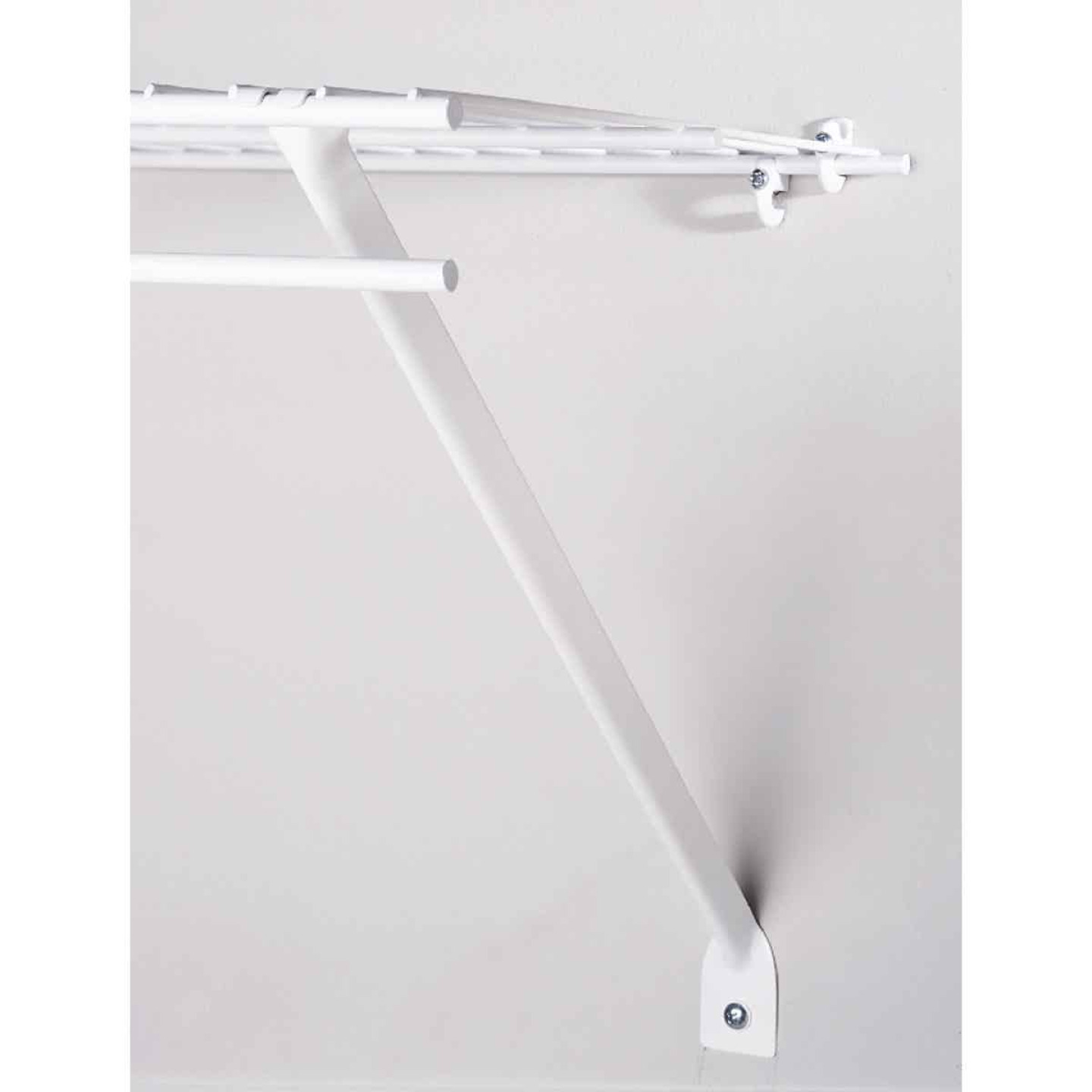 Closetmaid Wire Shelf Wall Clips For Drywall Image 2