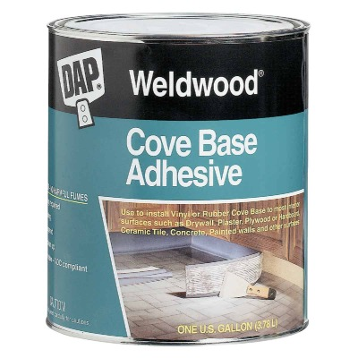 DAP Weldwood Cove Base Adhesive, 1 Qt.