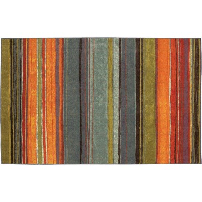 Mohawk Home Rainbow Multi-Color 2 Ft. 6 In. x 3 Ft. 10 In. Accent Rug