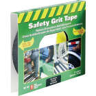 LIFESAFE 1 In.x 60 Ft. Black Anti-Slip Walk Safety Tape Image 1