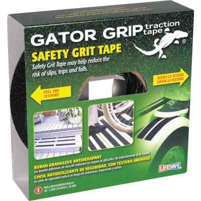 Gator Grip 2 In. x 60 Ft. Safety Anti-Slip Grit Tape