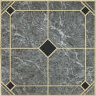 Home Impressions Blue and Gold 12 In. x 12 In. Vinyl Floor Tile (45 Sq. Ft./Box) Image 1