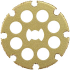 Dremel 1-1/2 In. EZ Lock Wood Cut-Off Wheel Image 1