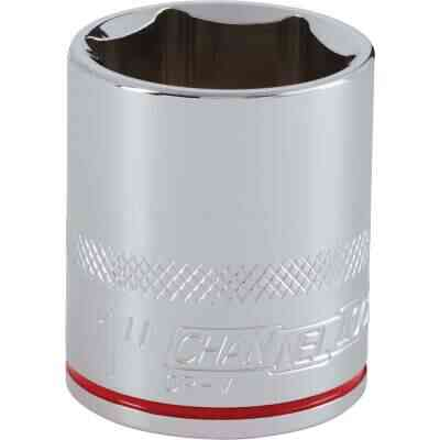 Channellock 1/2 In. Drive 1 In. 6-Point Shallow Standard Socket