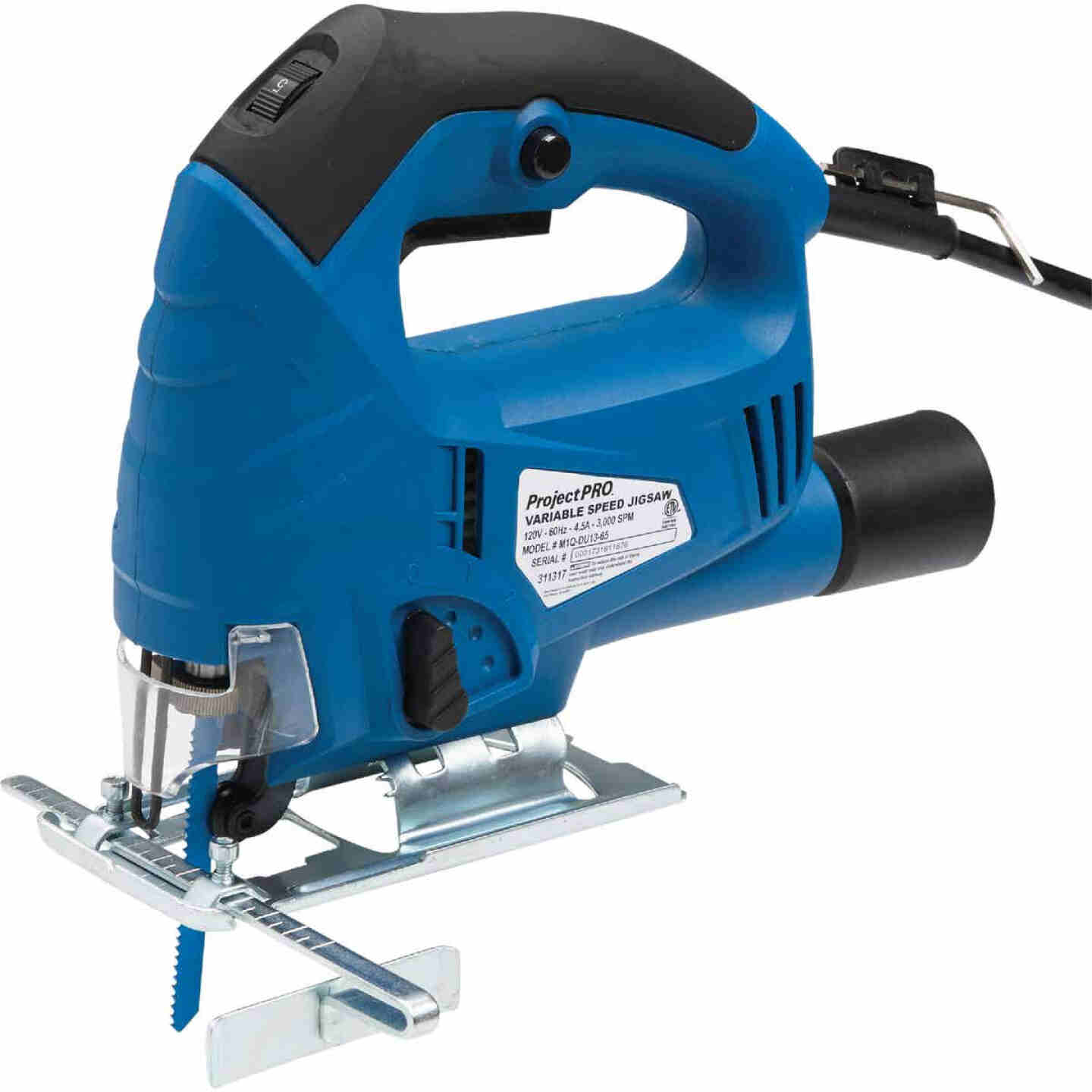 Project Pro 4.5A 0-3000 SPM Speed Jig Saw Image 4