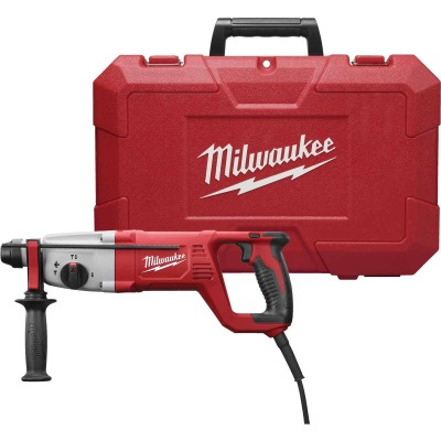 Milwaukee 1 In. SDS-Plus 8.0-Amp Electric Rotary Hammer Drill