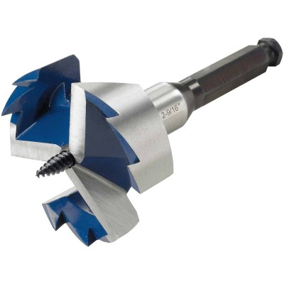 Irwin Speedbor MAX 2-9/16 In. x 5 In. Self-Feed Wood Bit