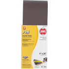 Gator Blade 4 In. x 24 In. 120 Grit Heavy-Duty Sanding Belt (3-Pack) Image 2