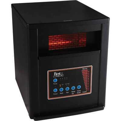 Best Comfort 1500-Watt 120-Volt Quartz Heater