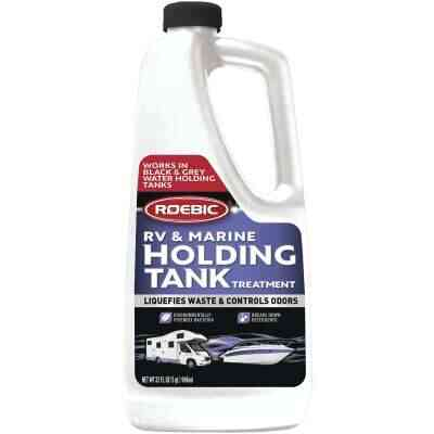 Roebic 1 Qt. RV & Marine Holding Tank Treatment