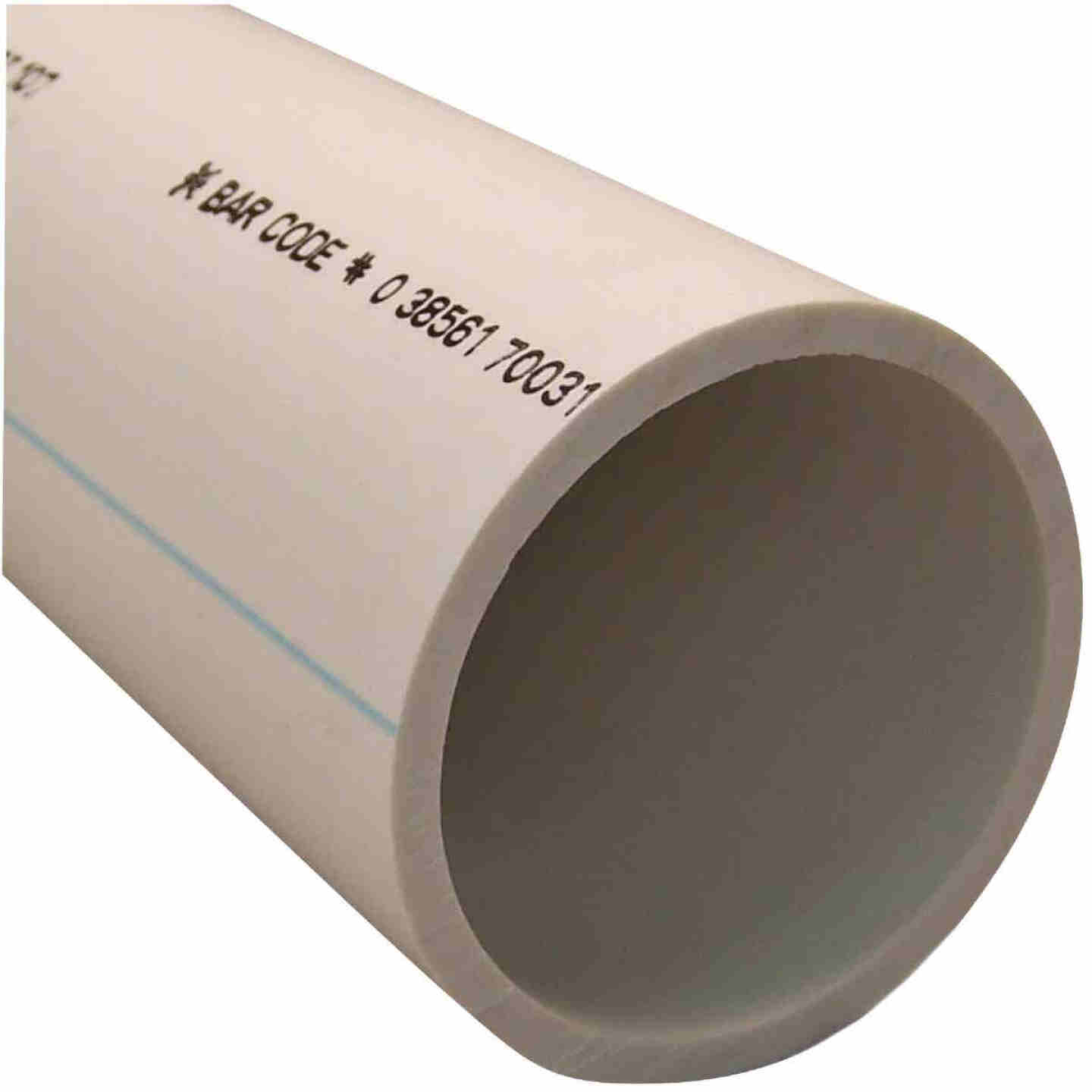 Charlotte Pipe 3 In. x 2 Ft. PVC-DWV Cellular Core Schedule 40 Pipe Image 1