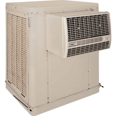 Essick 4700 CFM Front Discharge Window Evaporative Cooler, 800-1600 Sq. Ft.