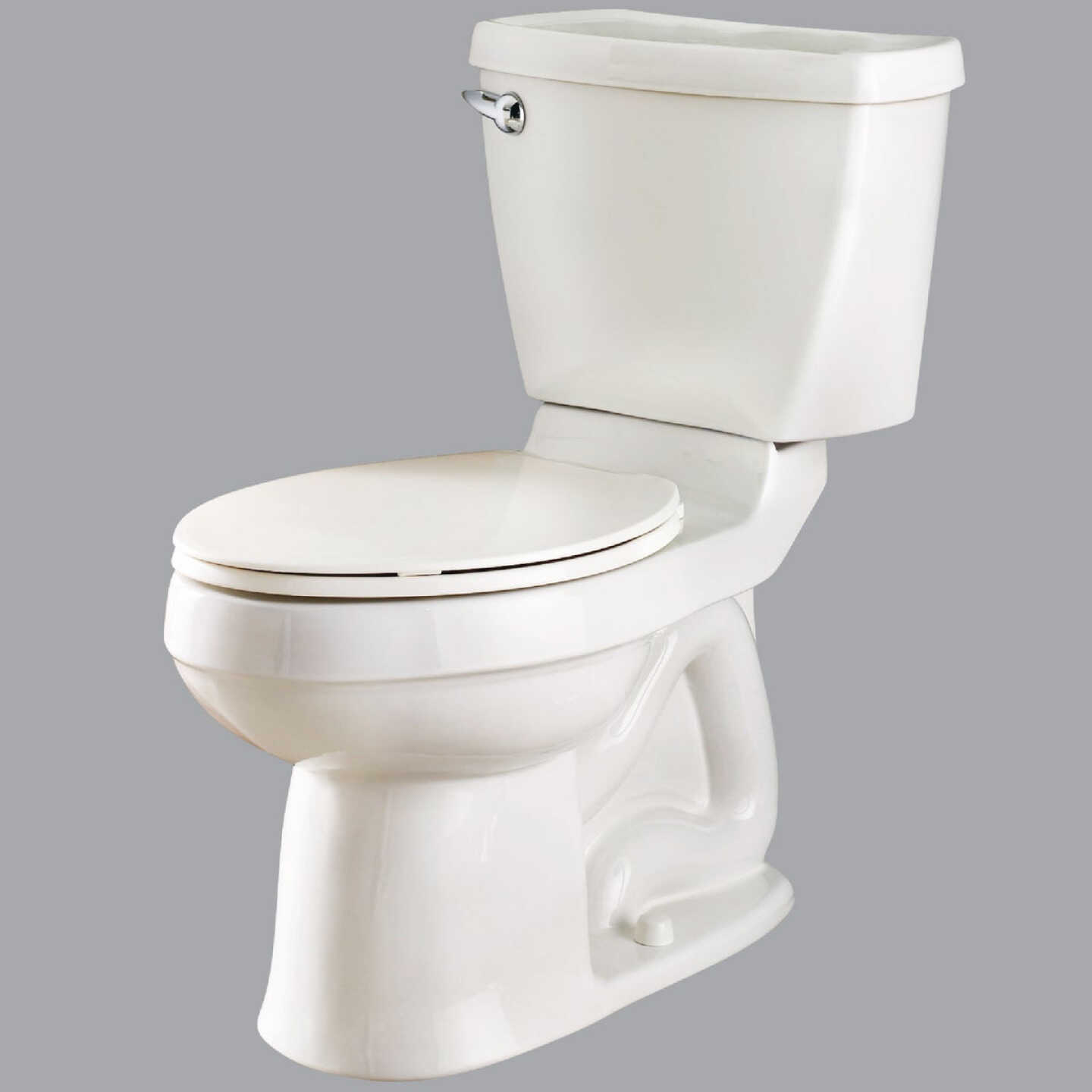 American Standard Champion 4 Right Height White Elongated Bowl 1.6 GPF Toilet Image 1