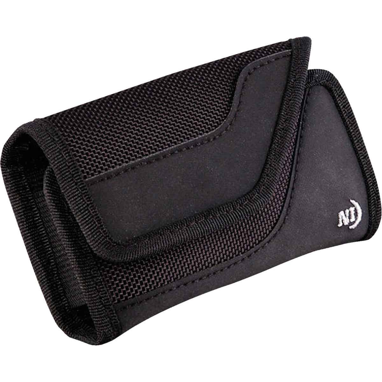 Nite Ize Sideways Clip Case Large Black Cell Phone Case Image 1