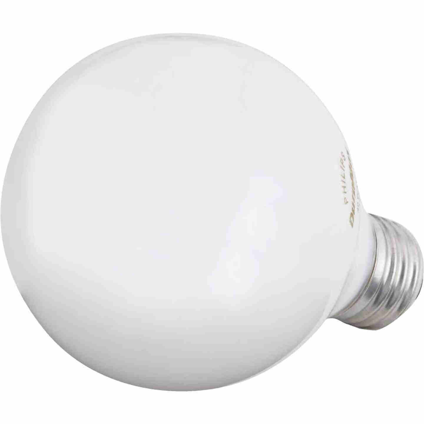 Philips DuraMax 40W Frosted Soft White Medium G25 Incandescent Globe Light Bulb Image 3