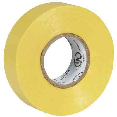 Do it General Purpose 3/4 In. x 60 Ft. Yello Electrical Tape