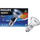 Philips DuraMax 45W Frosted Medium R20 Incandescent Spotlight Light Bulb (3-Pack) Image 1