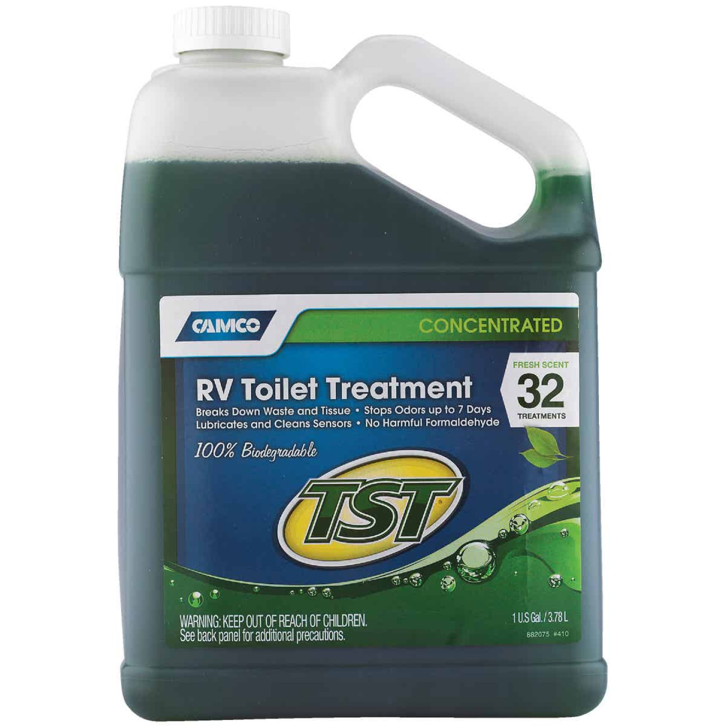 Camco TST RV Tank Treatment, 1 Gal. Image 2