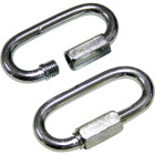 Reese Towpower Class III 5/16 In. Zinc-Plated Steel Quick Link (2-Pack) Image 1