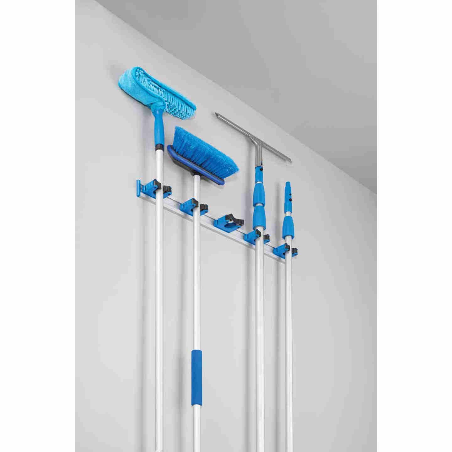 Unger 28 In. Pro Hand Held & Long Handle Tool Rack Image 3