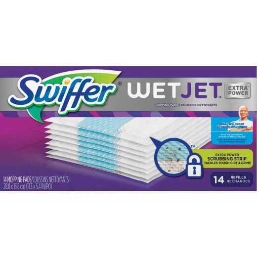 Swiffer WetJet Extra Power Wet Cloth Mop Refill (14-Count)