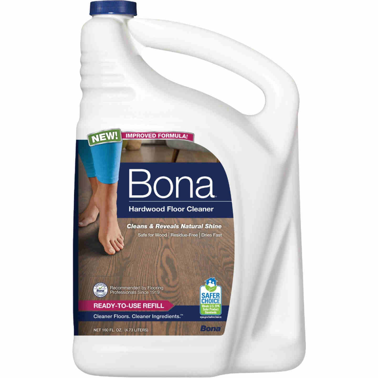 Bona 160 Oz. Hardwood Floor Cleaner Image 1