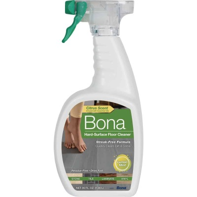 Bona 36 Oz. Lemon Mint Hard Surface Floor Cleaner