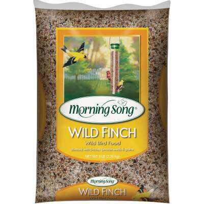 Morning Song 5 Lb. Finch Wild Bird Seed
