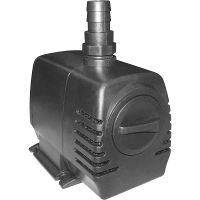 PondMaster Eco 290 to 590 GPH 1/2 In. Pond Pump