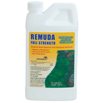 Monterey Remuda 1 Qt. Concentrate Weed & Grass Killer