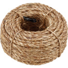 Do it 1/4 In. x 50 Ft. Natural Twisted Manila Fiber Packaged Rope Image 1