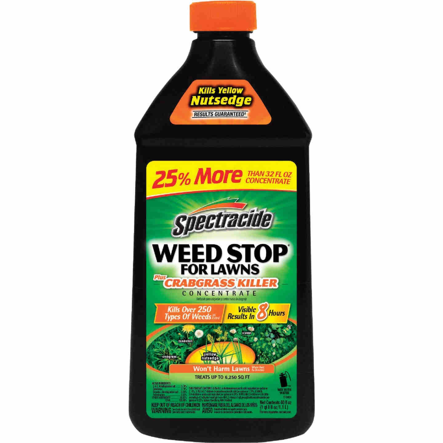 Spectracide Weed Stop 32 Oz. Concentrate Crabgrass & Weed Killer Image 1