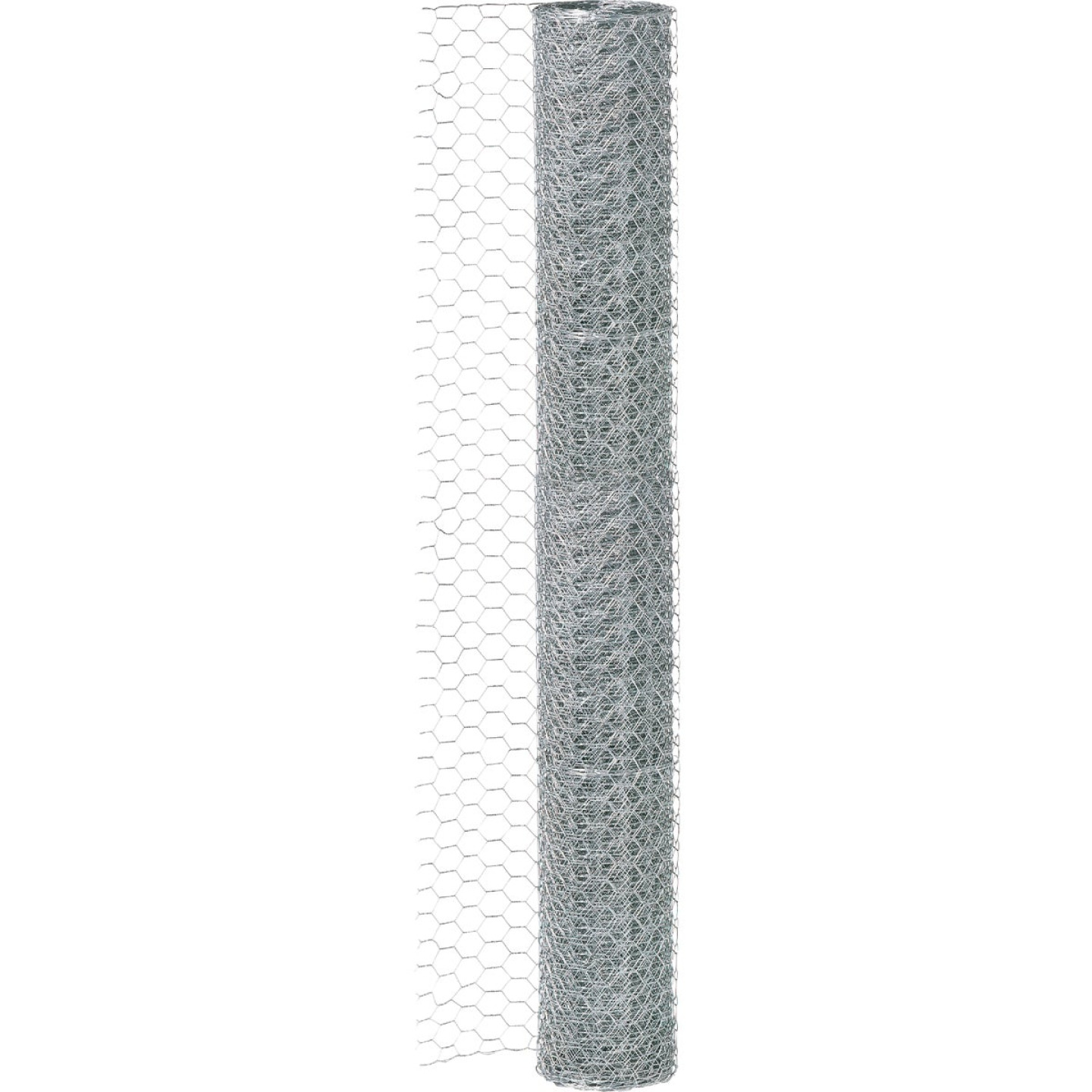 1/2 In. x 36 In. H. x 25 Ft. L. Hexagonal Wire Poultry Netting Image 3