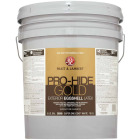 Pratt & Lambert Pro-Hide Gold Latex Eggshell Exterior House Paint, Super One-Coat White, 5 Gal. Image 2
