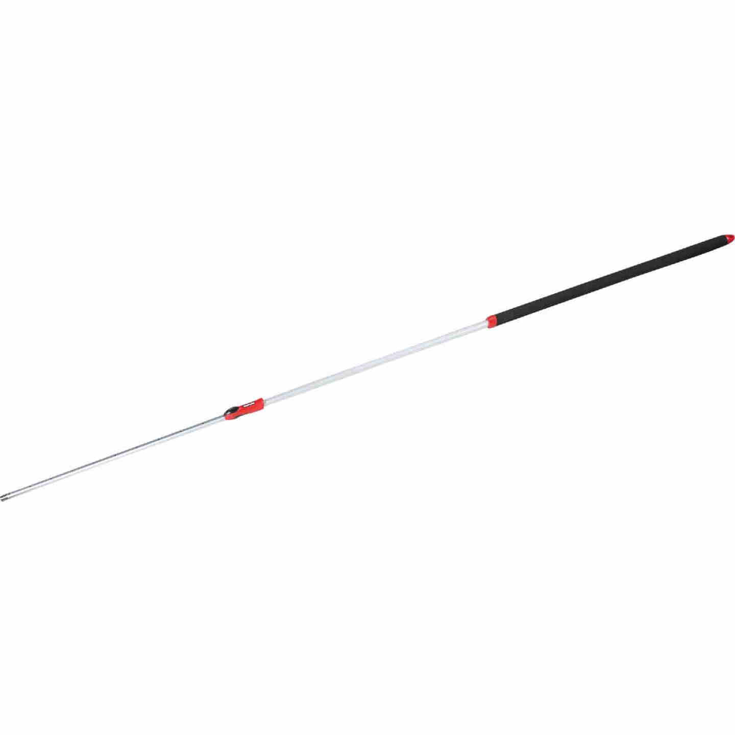 Shur-Line 48 In. to 108 In. Metal, Foam (Handle) Extension Pole Image 4