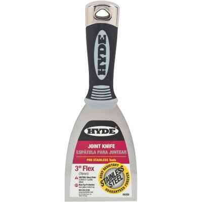 Hyde Pro Stainless 3 In. Flex Putty Knife