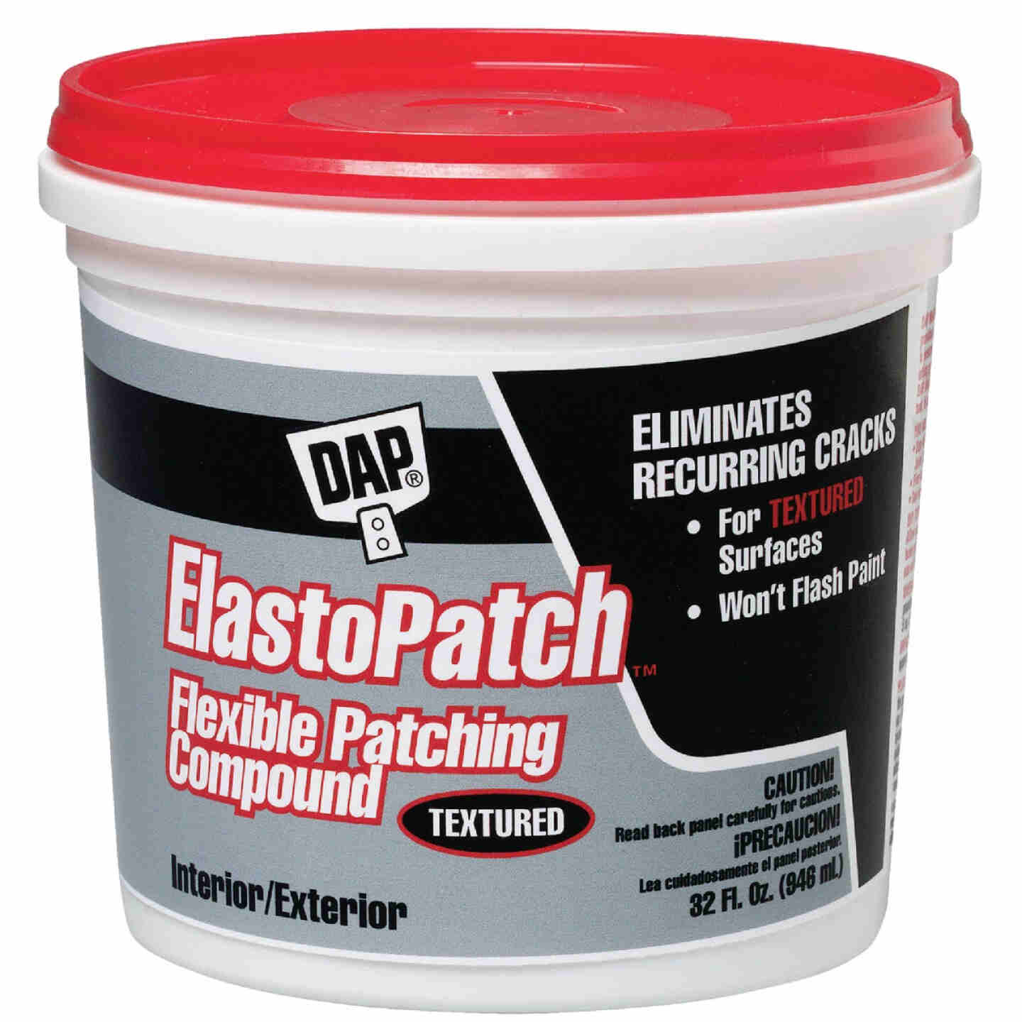 DAP ElastoPatch Quart Off-White Patching Compound Image 1