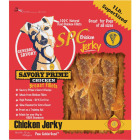 Savory Prime General Savory Chicken Jerky Dog Treat, 1 Lb. Image 1