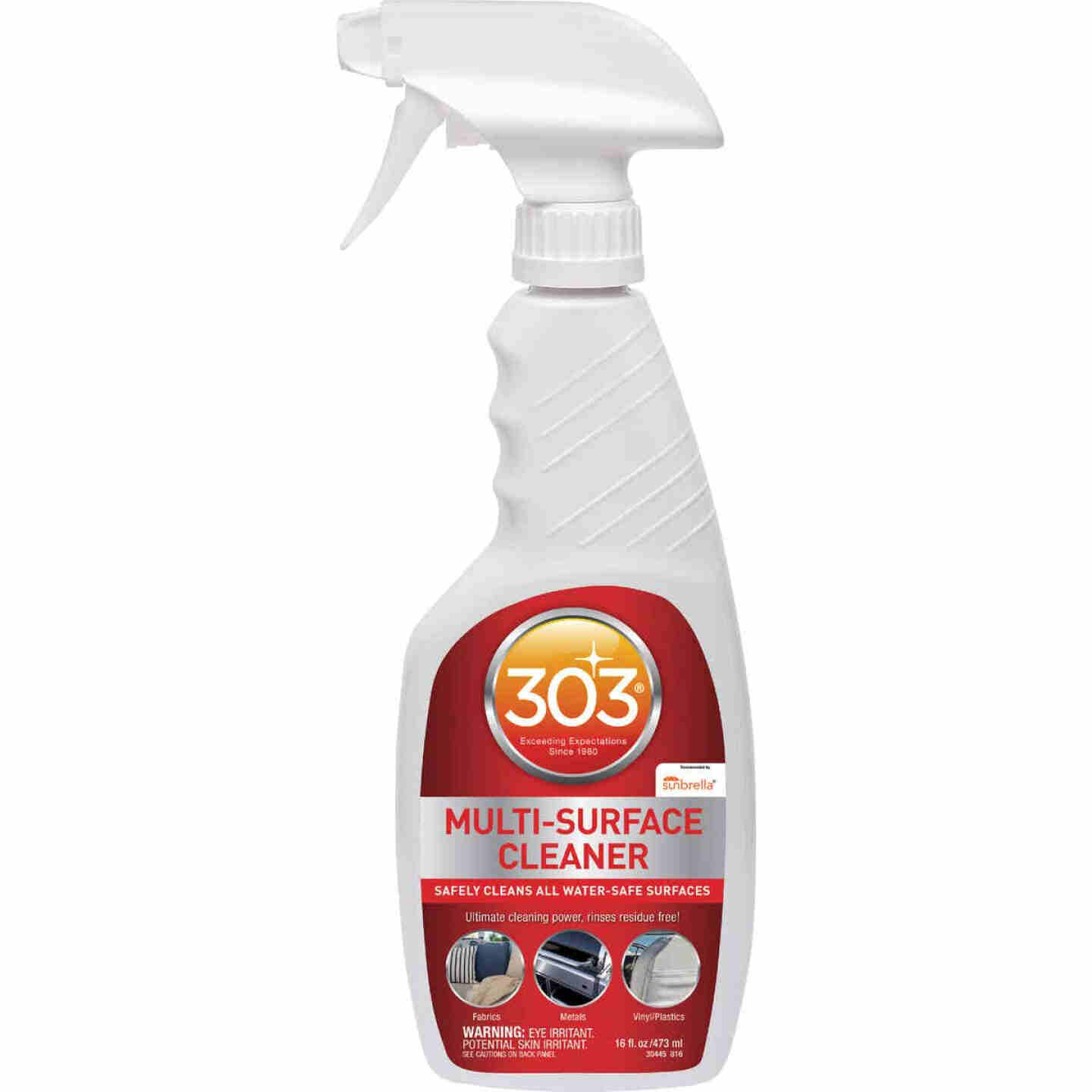 303 Products 16 Oz. Trigger Spray Multi-Surface Outdoor Furniture Cleaner Image 1