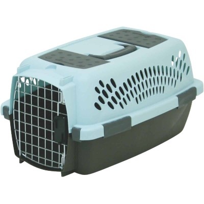 Petmate Aspen Pet 19.25 In. x 12.56 In. x 10 In. Up to 10 Lb. Small Fashion Pet Porter