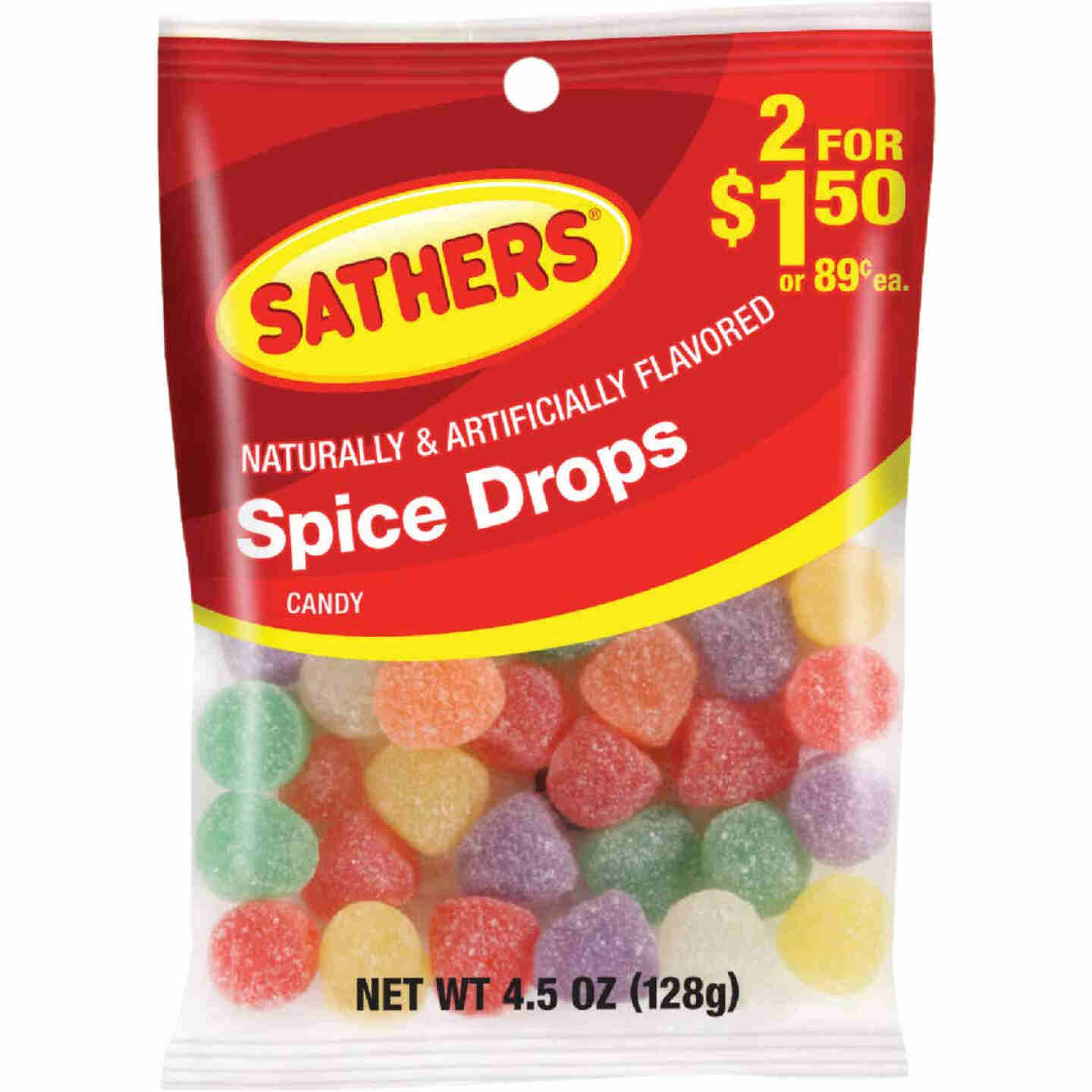 Gurley's 4.25 Oz. Spice Drops Image 1