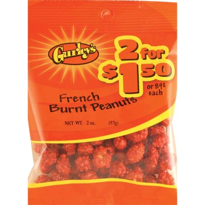 Gurley's 2 Oz. French Burnt Peanuts