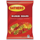 Sathers Assorted Fruit Flavors 6 Oz. Gummi Bears Image 1