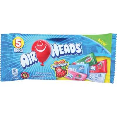 Air Heads Assorted Fruit Flavors 2.75 Oz. Value Pack (5-Count)