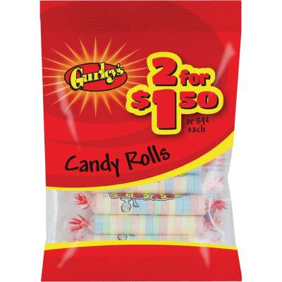 Gurley's 1.75 Oz. Candy Rolls